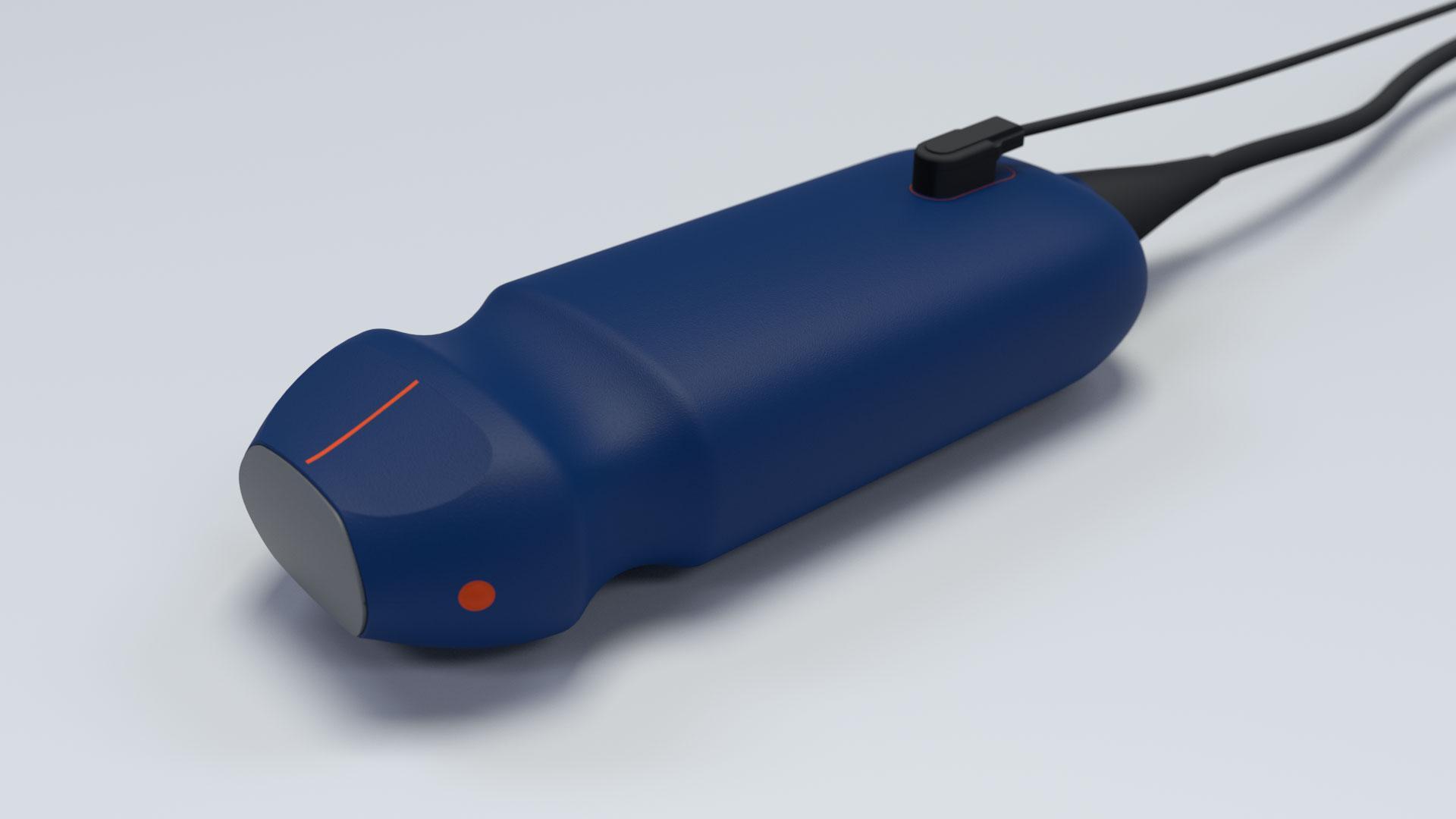 KOSMOS Torso - 8oz Ultrasound Device